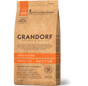 Grandorf Grandorf Lam & Bruine rijst Junior 3kg