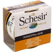 Schesir Schesir Cat 85gr - Tonijn & Aloë