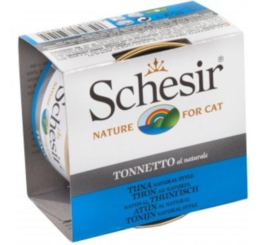 Schesir Cat 85gr - Tonijn