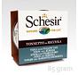 Schesir Cat 85gr - Tonijn & barnsteenmakreel