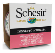 Schesir Schesir Cat 85gr - Tonijn & zeebarbeel
