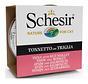 Schesir Cat 85gr - Tonijn & zeebarbeel