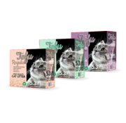 Kattenbakvulling Tofu Lavendel 2,4kg