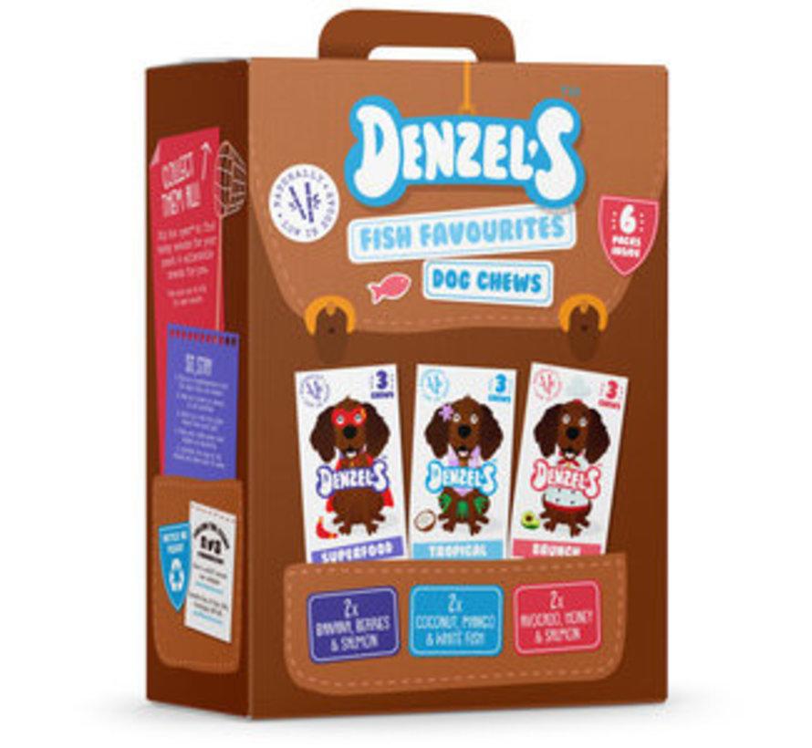 Denzel's Multibackpack Vis