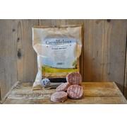 Carnilicious Carnilicious Doggy Burger Paard/Groenten 1 kg
