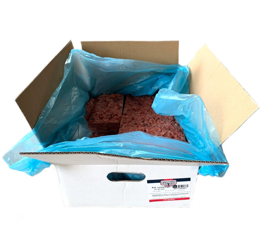 Gowill+ Vleesmix 8 x 1,25kg