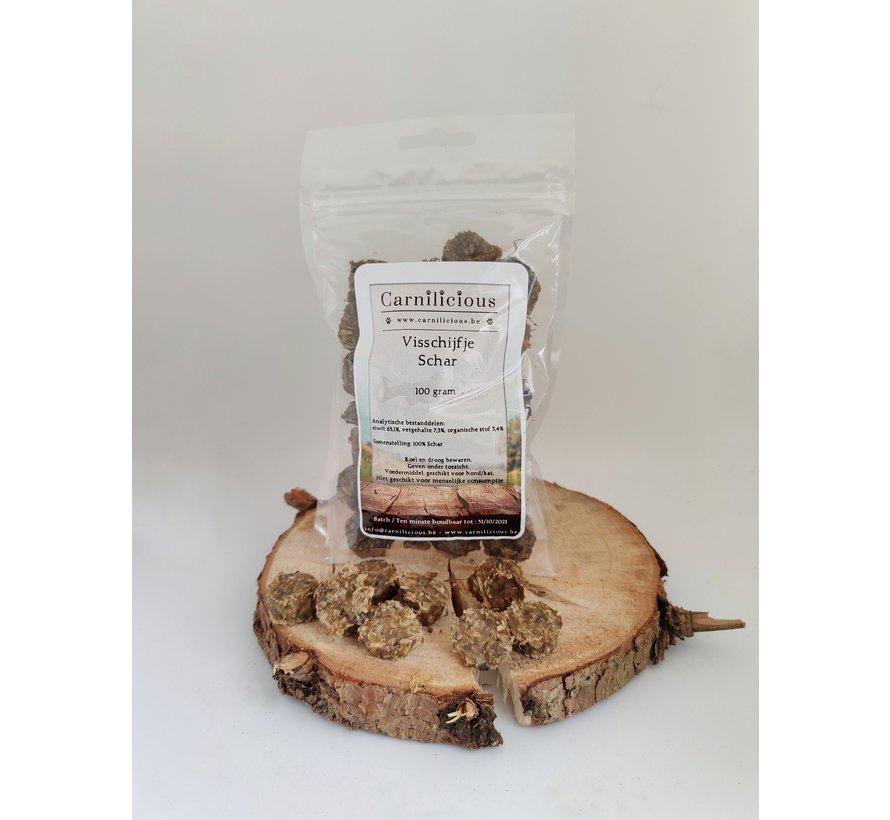 Carnilicious Visschijfje Schar 100 gram