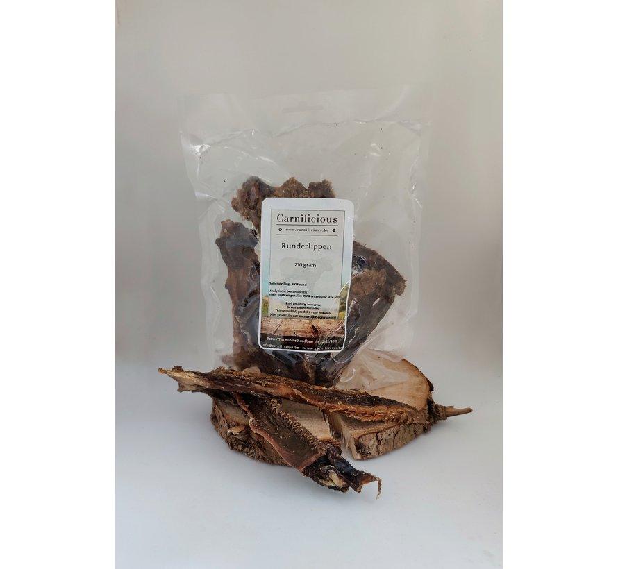 Carnilicious Runderlippen 250 gram