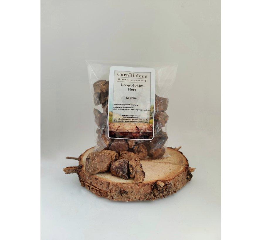 Carnilicious Longblokjes Hert 125 gram