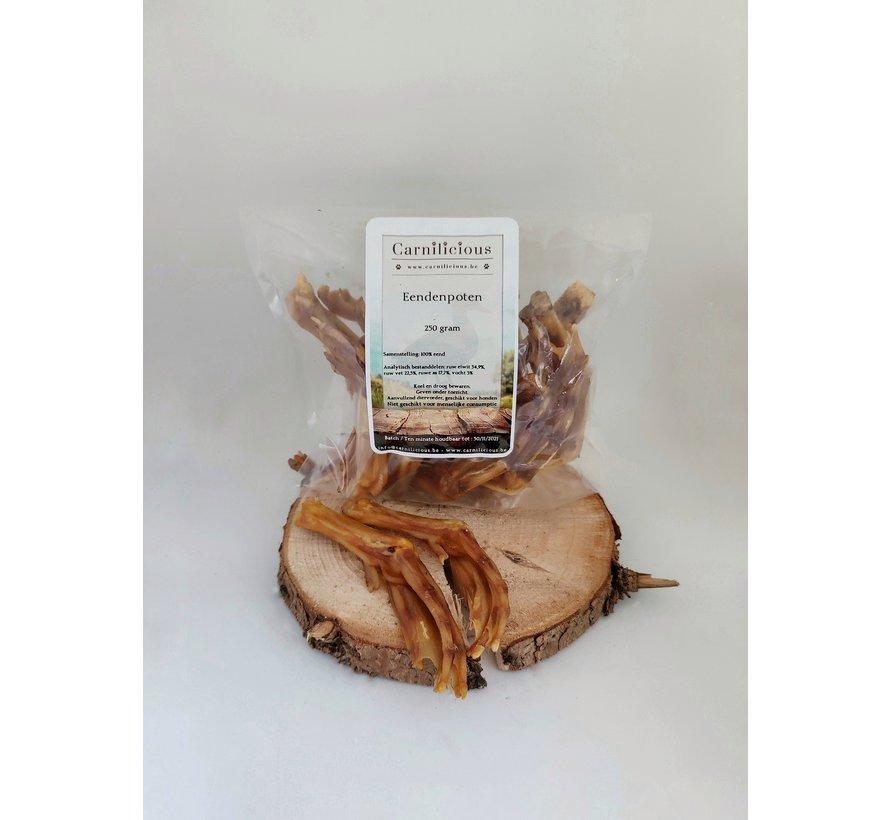Carnilicious Eendenpoten 250 gram