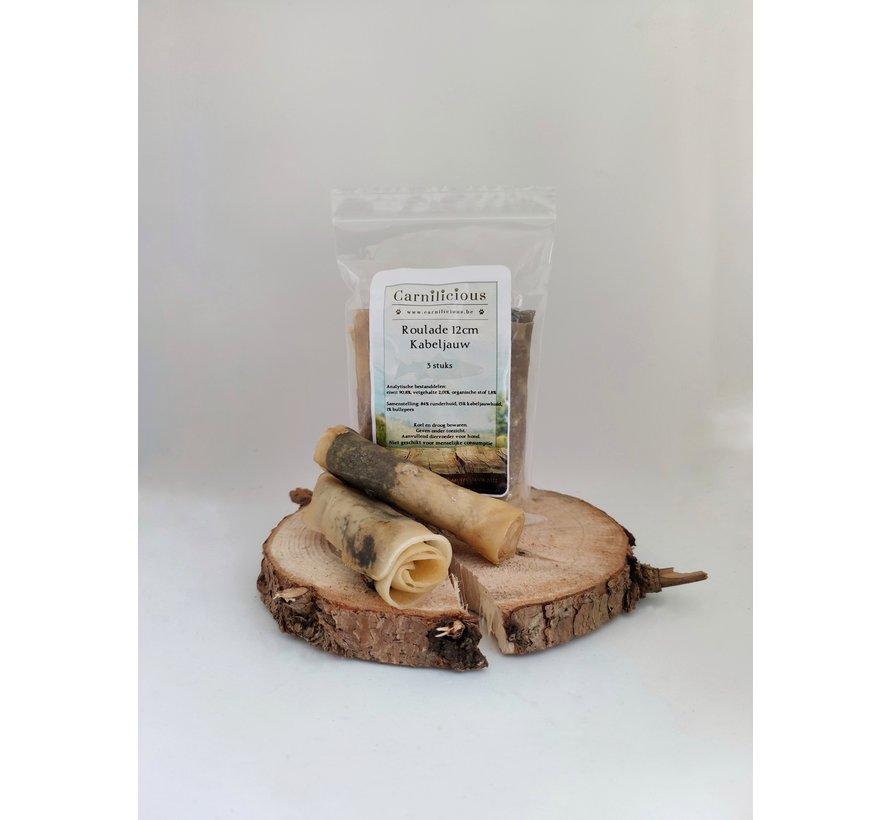 Carnilicious Roulade Kabeljauw 12cm