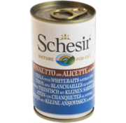 Schesir Schesir Cat 140gr - Tonijn & Ansjovis