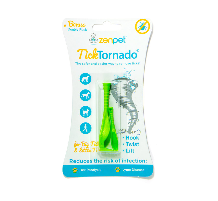 Zenpet Tick Tornado (Tekentang)