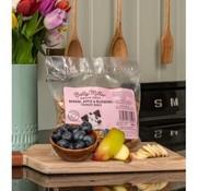 Betty Miller Betty Miller Grain Free Banaan, appel & bessen 400gr