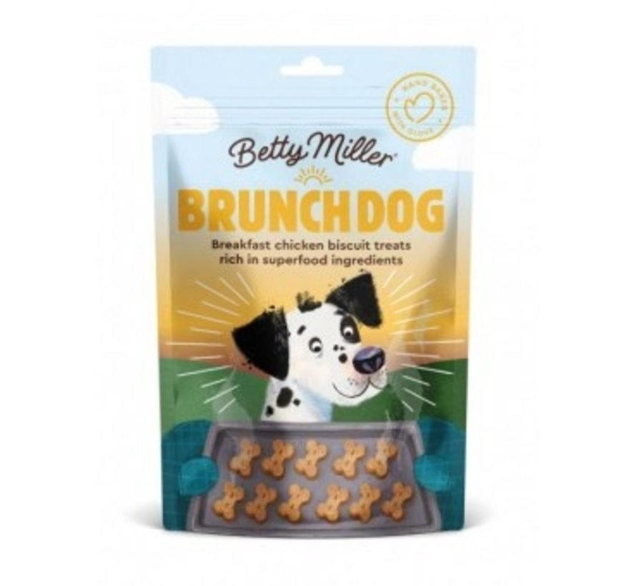 Betty Miller Functional Treats Brunch dog 100gr