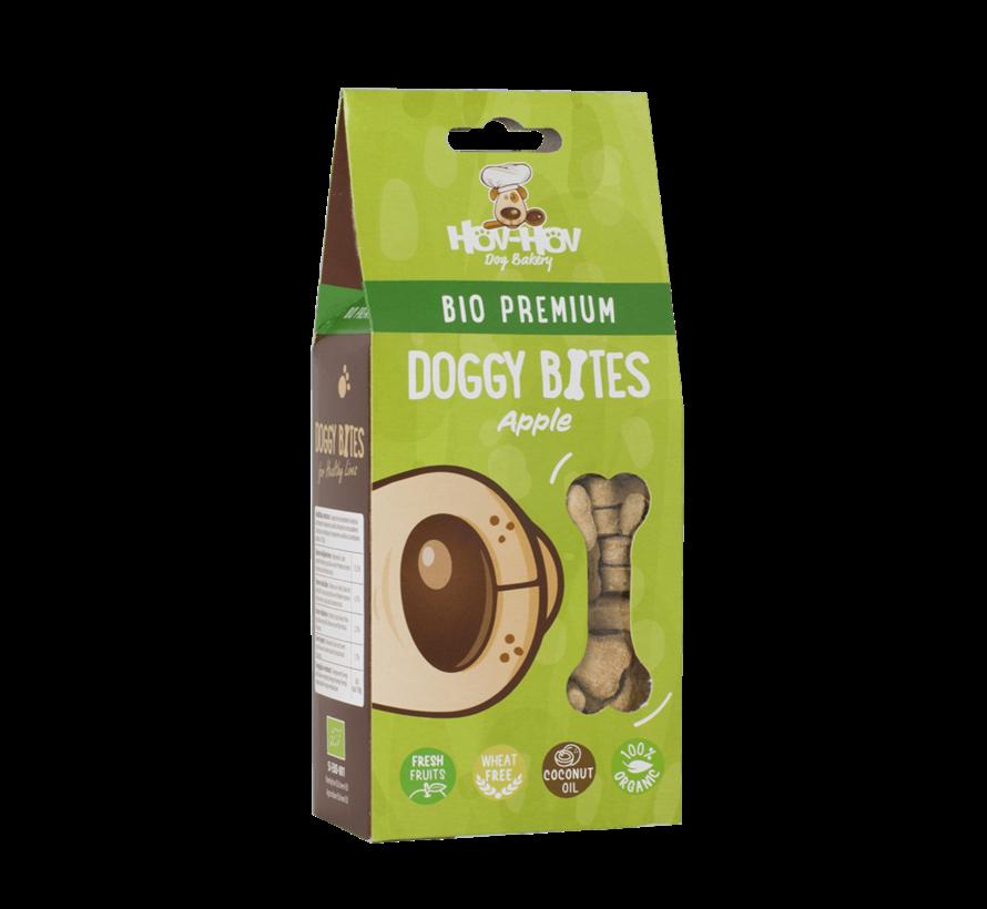Hov-Hov Dog Bakery Natuurlijke koekjes met Appel 150gr