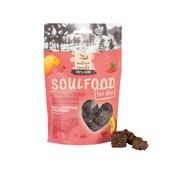 Soulfood Soulfood Bites Rund met pompoen en veenbes 130gr