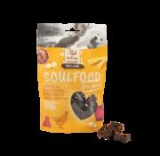 Soulfood Soulfood Bites Kip met pastinaak en biet 130gr