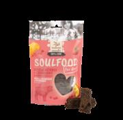 Soulfood Soulfood Bars Rund met pompoen en veenbes 5 stuks