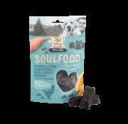Soulfood Soulfood Bars Kip met zoete aardappel en vlierbes 5 stuks