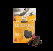 Soulfood Bars Kip met pastinaak en biet 5 stuks