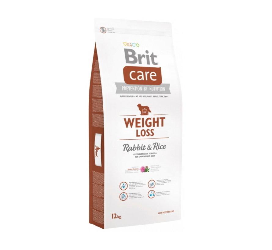 Brit Care Rabbit & Rice 12kg