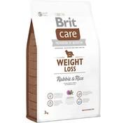 Brit Care Brit Care Rabbit & Rice 3kg