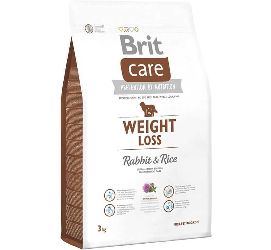 Brit Care Rabbit & Rice 3kg