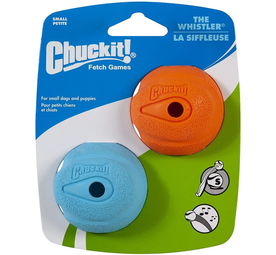 Chuckit The Whistler S 2pack