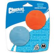 Chuckit Chuckit Fetch Ball M 6cm 2pack