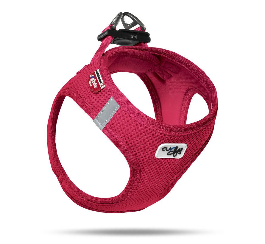 Curli Air-Mesh Red L