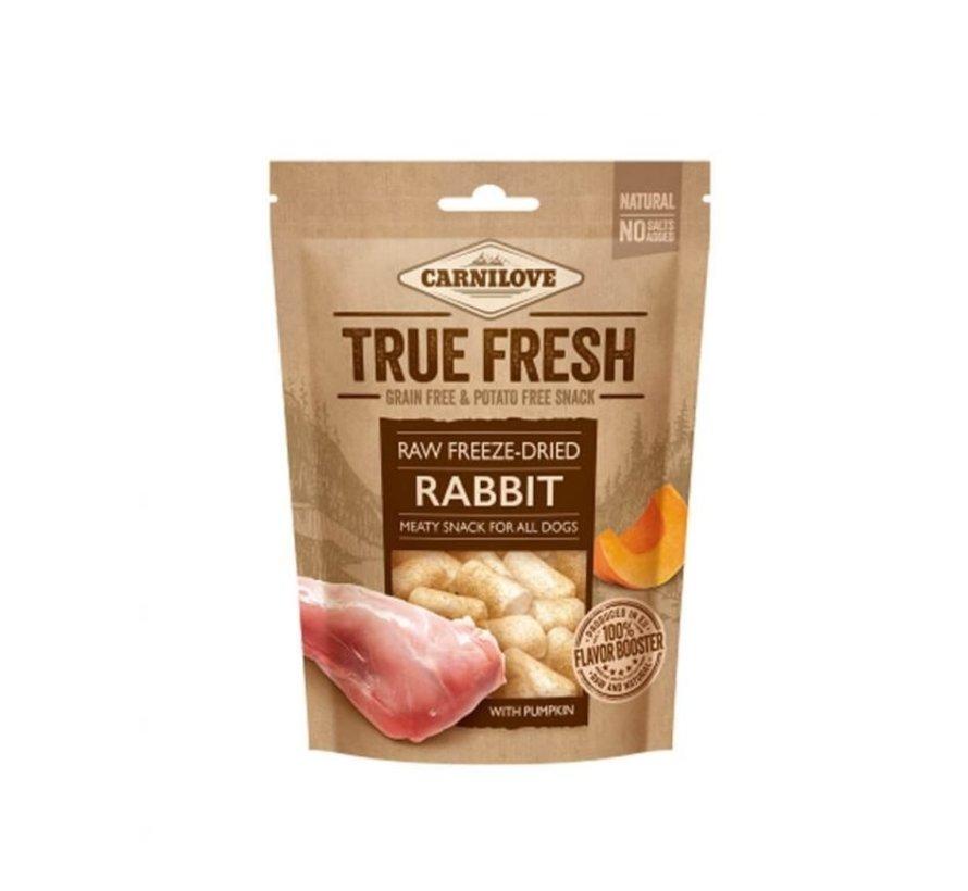Carnilove Freeze-dried Snack Konijn 40g