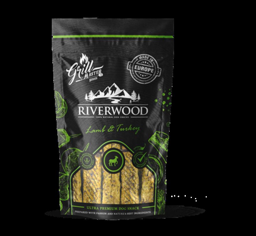 Riverwood Grillmaster Kalkoen/Lam 100gr