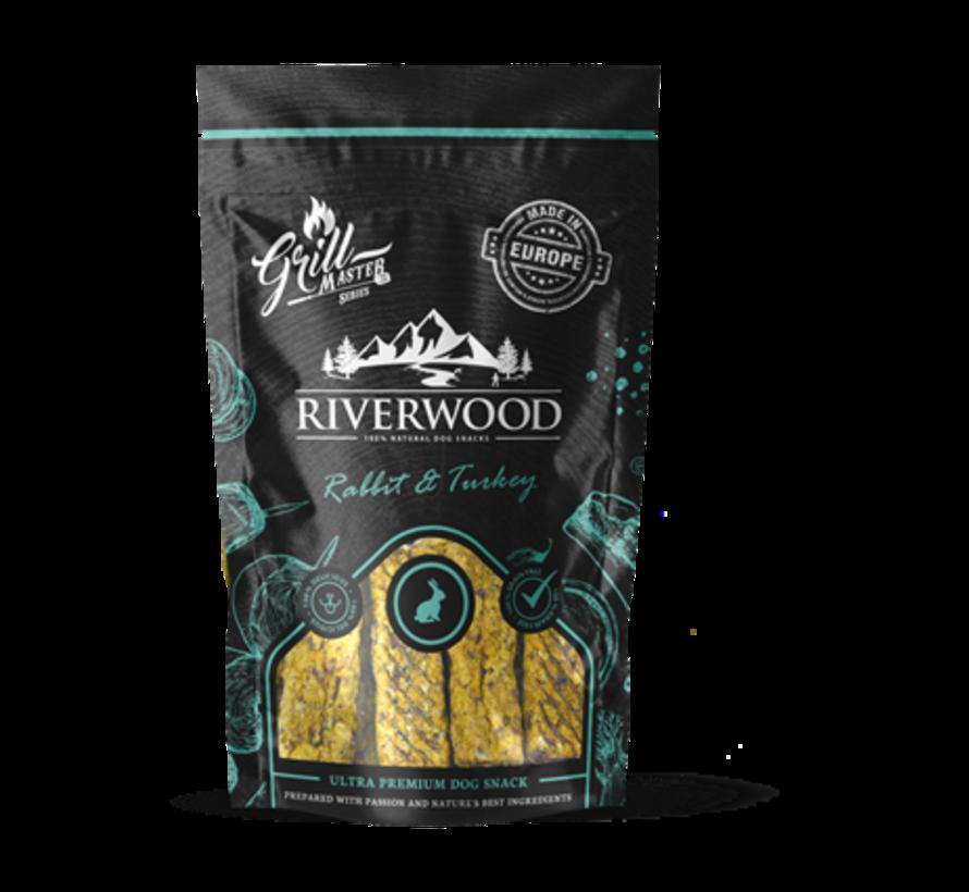 Riverwood Grillmaster Kalkoen/Konijn 100gr