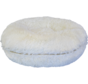 JV Puff Long Plush White 70cm