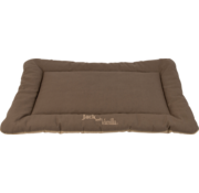 jack & vanilla JV Pure Cotton Bench kussen Bruin XL