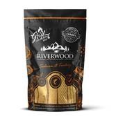 Riverwood Riverwood Grillmaster Kalkoen/Zalm 100gr