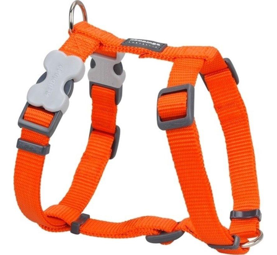 Red Dingo Harnas Oranje XL