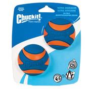 Chuckit Chuckit Ultra Squeaker Ball M 6cm 2-pack