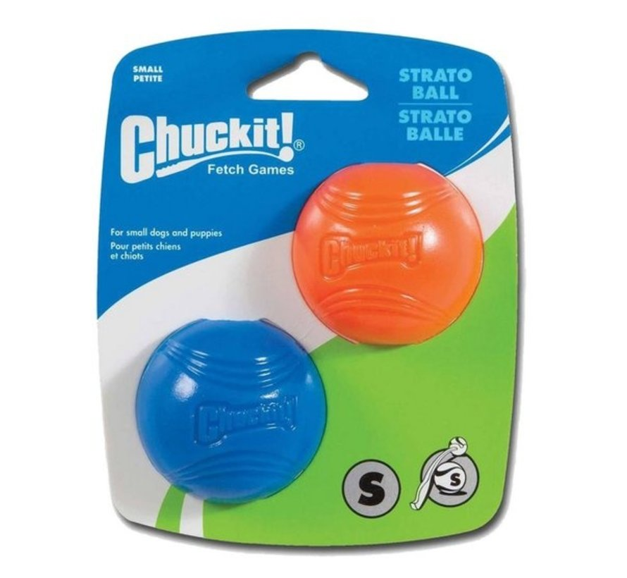 Chuckit Strato Ball S 2-pack