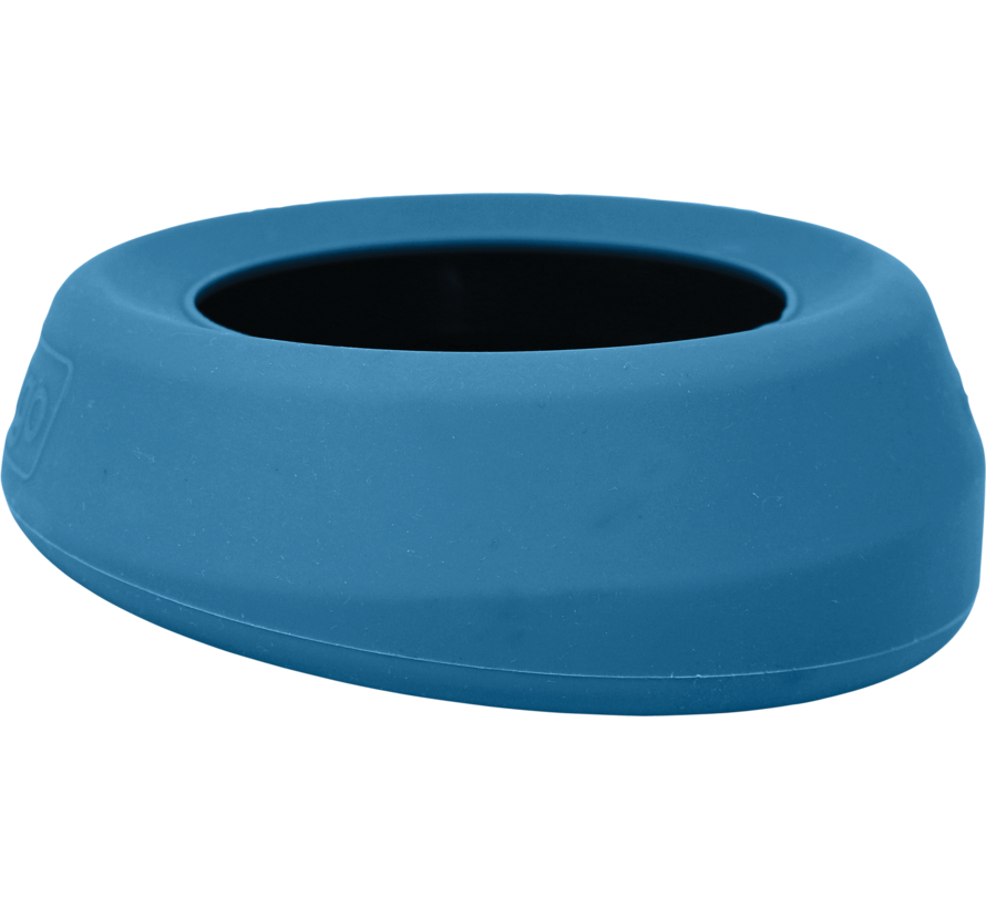 Kurgo Outdoor drinkbak Blauw