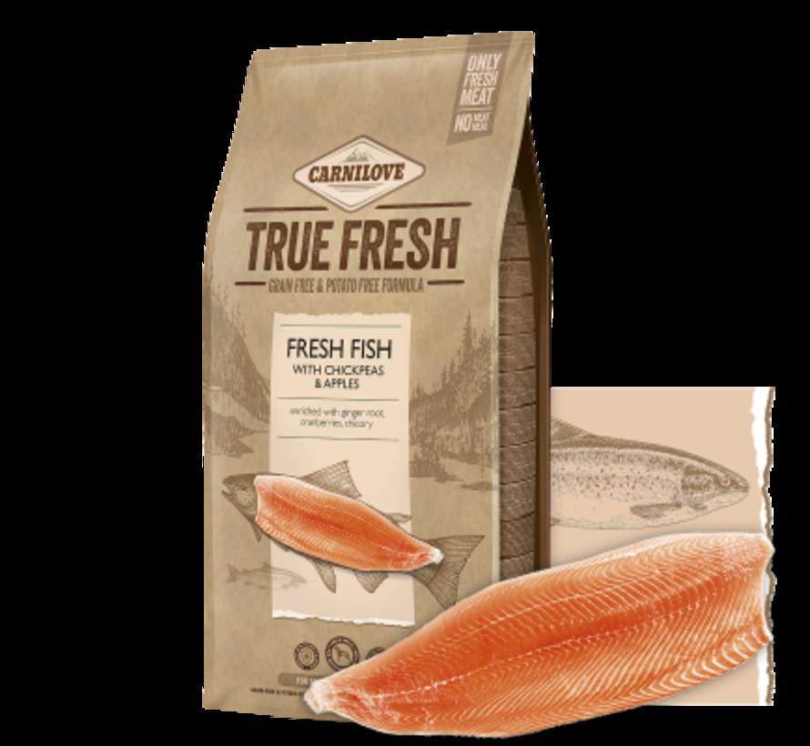 Carnilove True Fresh Vis 11.4kg