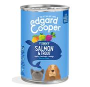 Edgard & Cooper Edgard & Cooper Blik zalm & forel 400gr