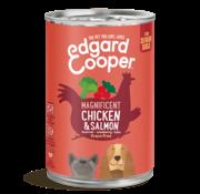 Edgard & Cooper Edgard & Cooper Blik kip & zalm 400gr
