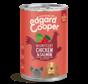 Edgard & Cooper Blik kip & zalm 400gr