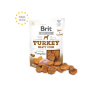 Brit Care Brit Jerky Turkey Coins 80gr