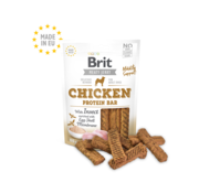 Brit Care Brit Jerky Chicken/Insect Bar 80gr