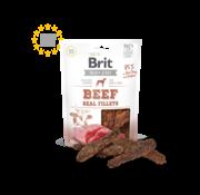 Brit Care Brit Jerky Beef Fillets 80gr