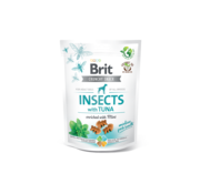 Brit Care Brit Care Crunchy Insect & Tuna 200gr