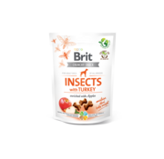 Brit Care Brit Care Crunchy Insect & Turkey 200gr